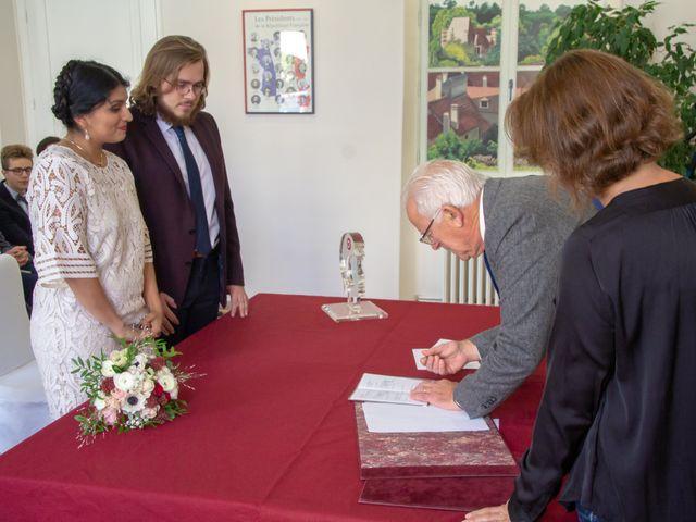 Le mariage de Emile et Laeticia à Chavenay, Yvelines 5