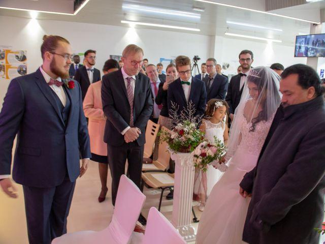Le mariage de Emile et Laeticia à Chavenay, Yvelines 15