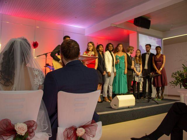 Le mariage de Emile et Laeticia à Chavenay, Yvelines 21