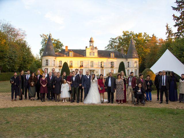 Le mariage de Emile et Laeticia à Chavenay, Yvelines 35