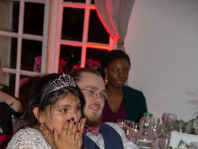 Le mariage de Emile et Laeticia à Chavenay, Yvelines 53