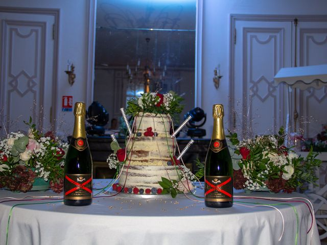 Le mariage de Emile et Laeticia à Chavenay, Yvelines 56