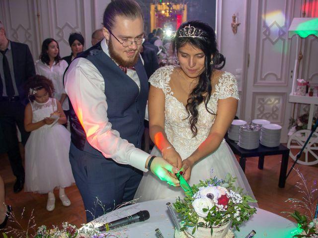 Le mariage de Emile et Laeticia à Chavenay, Yvelines 58