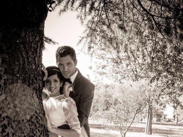 Le mariage de Cédric et Mégane à Aix-en-Provence, Bouches-du-Rhône 17
