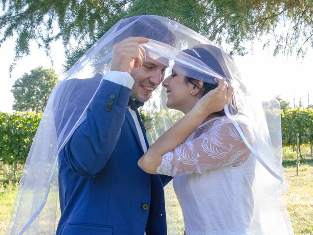 Le mariage de Mégane et Cédric