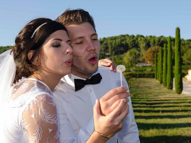 Le mariage de Cédric et Mégane à Aix-en-Provence, Bouches-du-Rhône 21