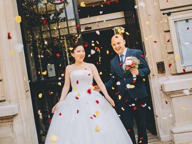 Le mariage de Lilian et Eric