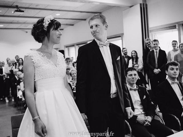 Le mariage de Benoît et Manon à Nantes, Loire Atlantique 42