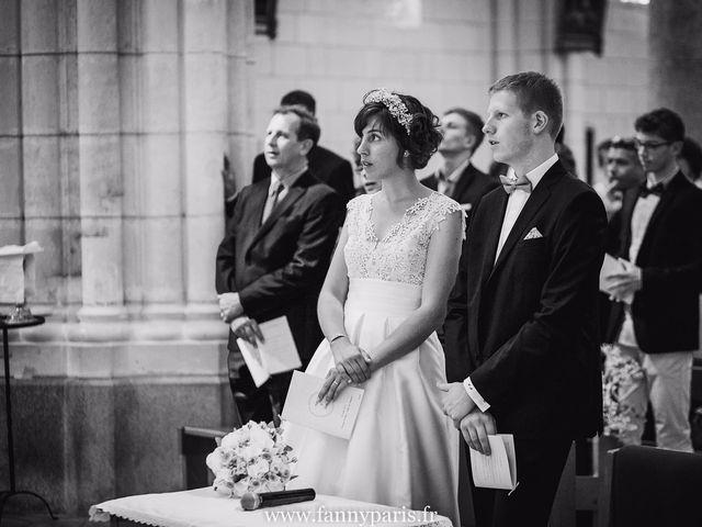 Le mariage de Benoît et Manon à Nantes, Loire Atlantique 56