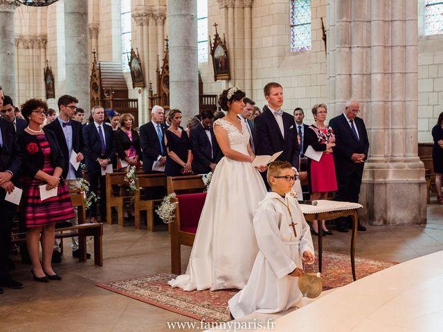 Le mariage de Benoît et Manon à Nantes, Loire Atlantique 59