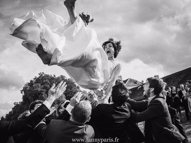 Le mariage de Benoît et Manon à Nantes, Loire Atlantique 115