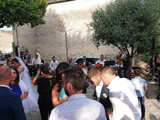 Le mariage de Nicolas et Elodie à Villesequelande, Aude 6