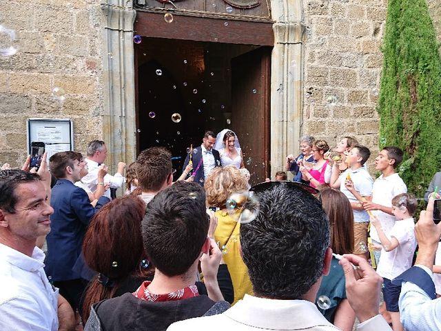 Le mariage de Nicolas et Elodie à Villesequelande, Aude 7