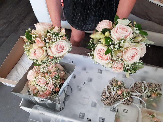 Le mariage de Nicolas et Elodie à Villesequelande, Aude 8