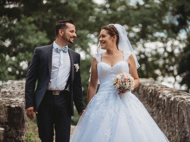 Le mariage de Nicolas et Elodie à Villesequelande, Aude 1