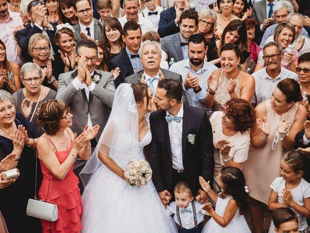 Le mariage de Nicolas et Elodie à Villesequelande, Aude 2
