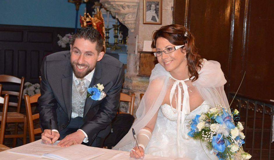 Le mariage de Julien et Rachel à Bailleau-l'Évêque, Eure-et-Loir