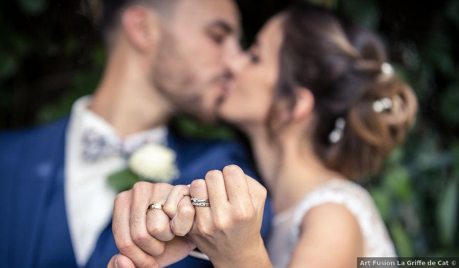 Le mariage de Clément et Nina à Saint-André, Alpes-Maritimes