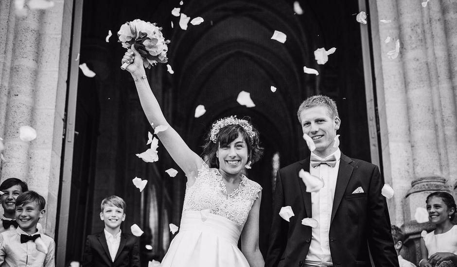 Le mariage de Benoît et Manon à Nantes, Loire Atlantique