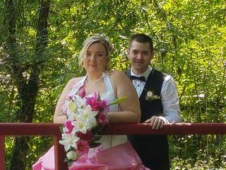 Le mariage de Vanessa et Freddy 1