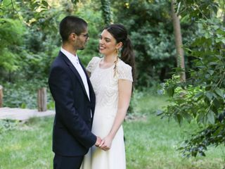 Le mariage de Salomé et Arthur