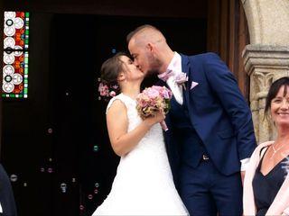 Le mariage de Flavie et Jordan