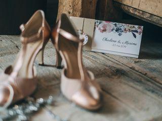 Le mariage de Charlène et Maxime 1