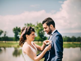 Le mariage de Charlène et Maxime