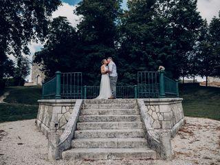 Le mariage de Jennifer et Nicolas