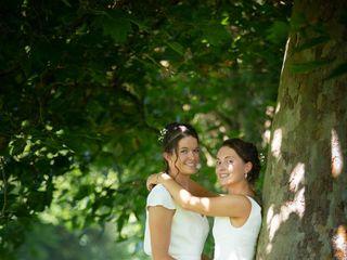 Le mariage de Marine et Anaïs 3