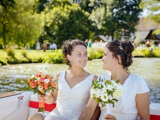 Le mariage de Marine et Anaïs