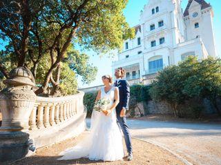 Le mariage de Olivia et Chris
