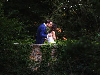 Le mariage de Juanita et Julien