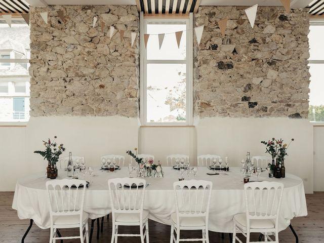 Le mariage de Xavier et Siane à Plouarzel, Finistère 20