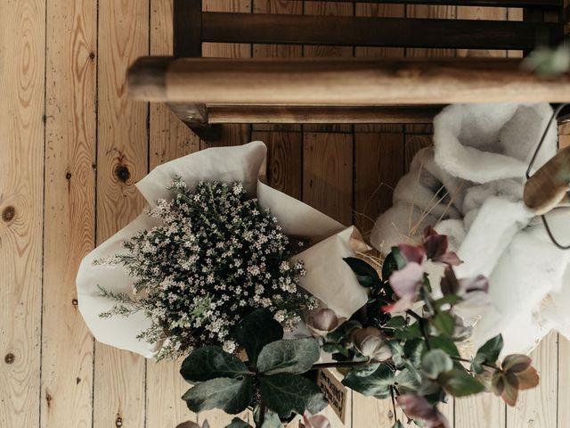 Le mariage de Xavier et Siane à Plouarzel, Finistère 25