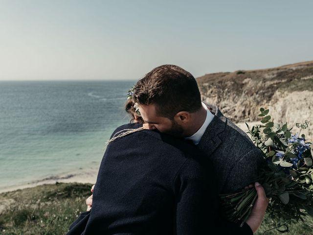 Le mariage de Xavier et Siane à Plouarzel, Finistère 38