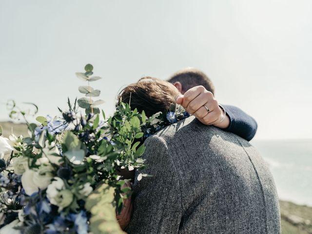Le mariage de Xavier et Siane à Plouarzel, Finistère 40