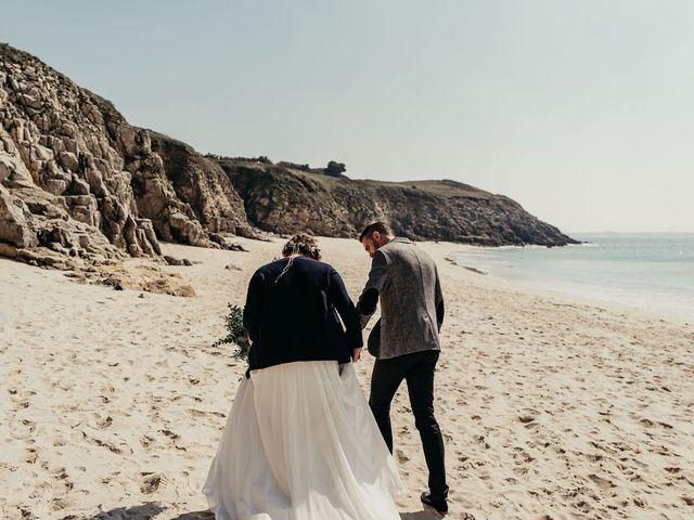 Le mariage de Xavier et Siane à Plouarzel, Finistère 41