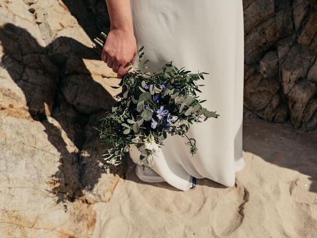 Le mariage de Xavier et Siane à Plouarzel, Finistère 42