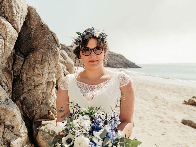 Le mariage de Xavier et Siane à Plouarzel, Finistère 44