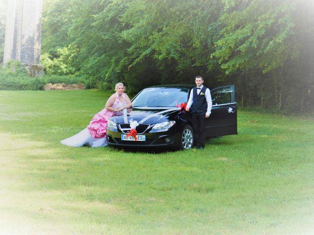 Le mariage de Freddy et Vanessa à Château-Renault, Indre-et-Loire 13