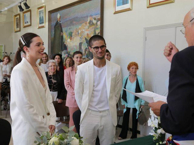 Le mariage de Arthur et Salomé à Sauveterre, Gard 5