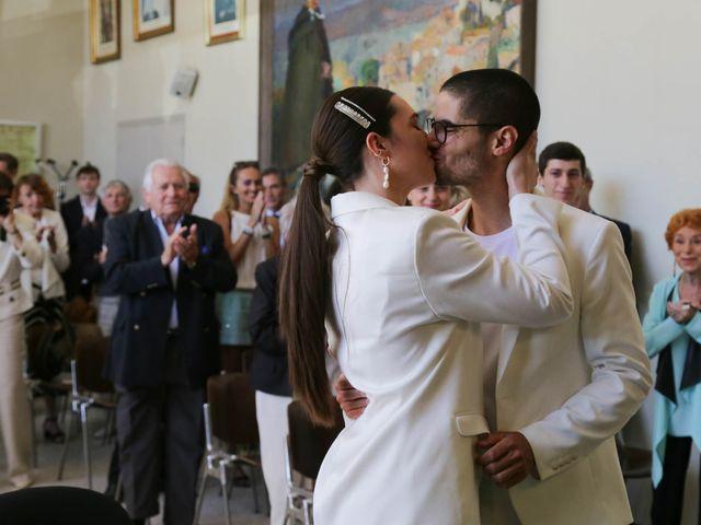 Le mariage de Arthur et Salomé à Sauveterre, Gard 6