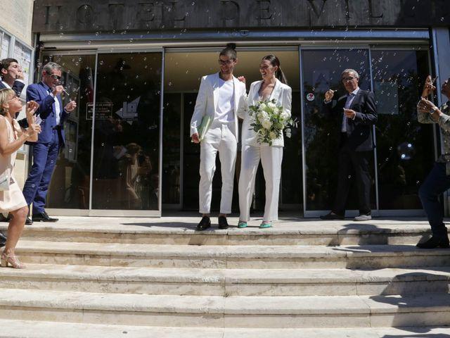 Le mariage de Arthur et Salomé à Sauveterre, Gard 7