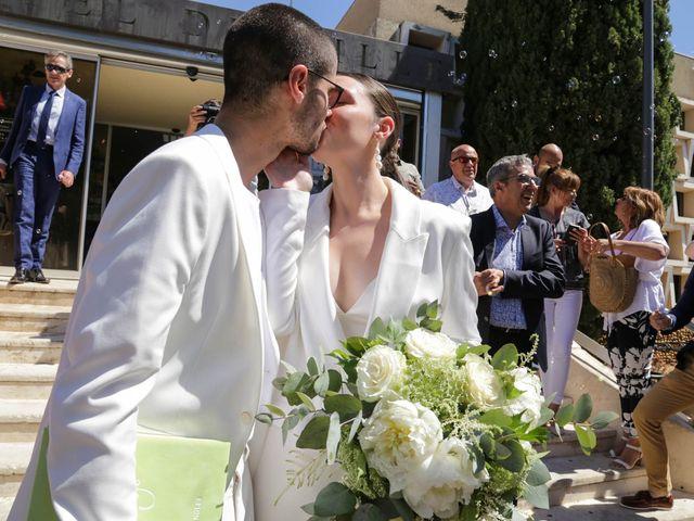 Le mariage de Arthur et Salomé à Sauveterre, Gard 9