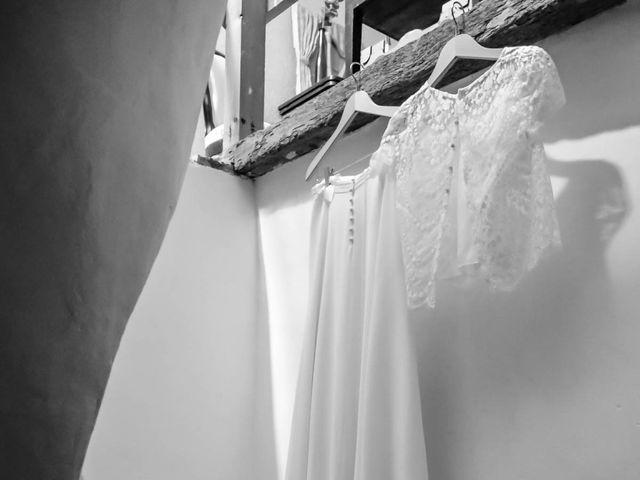 Le mariage de Arthur et Salomé à Sauveterre, Gard 20