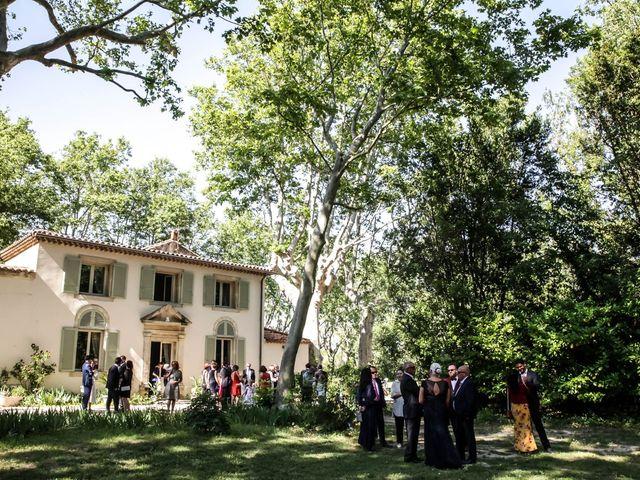 Le mariage de Arthur et Salomé à Sauveterre, Gard 34