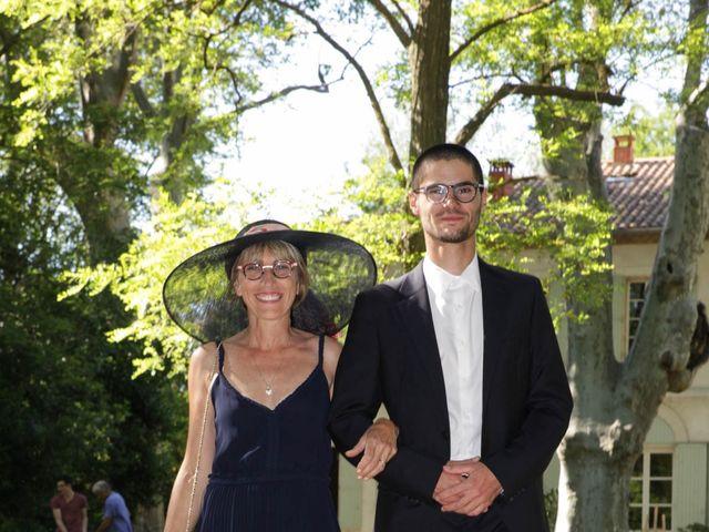 Le mariage de Arthur et Salomé à Sauveterre, Gard 38
