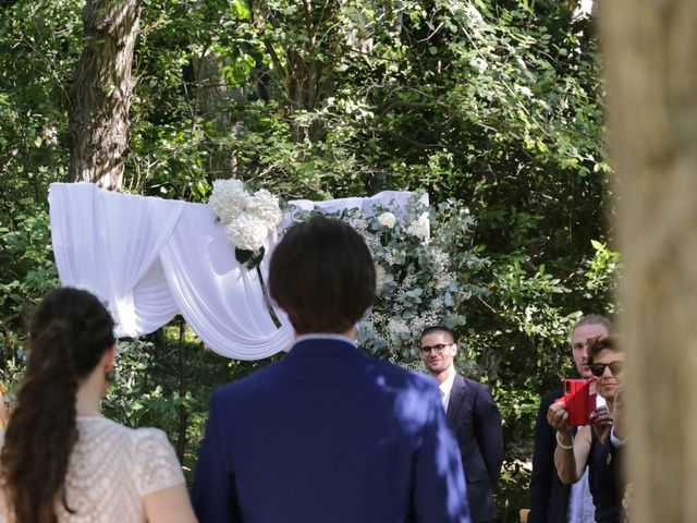 Le mariage de Arthur et Salomé à Sauveterre, Gard 40