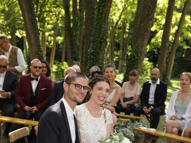 Le mariage de Arthur et Salomé à Sauveterre, Gard 41